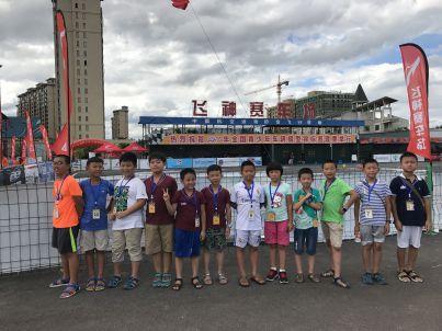 2017年全国青少年车辆模型锦标赛